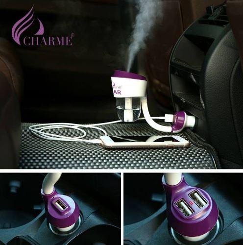 Máy khuếch tán tinh dầu ô tô Nanum Car ii